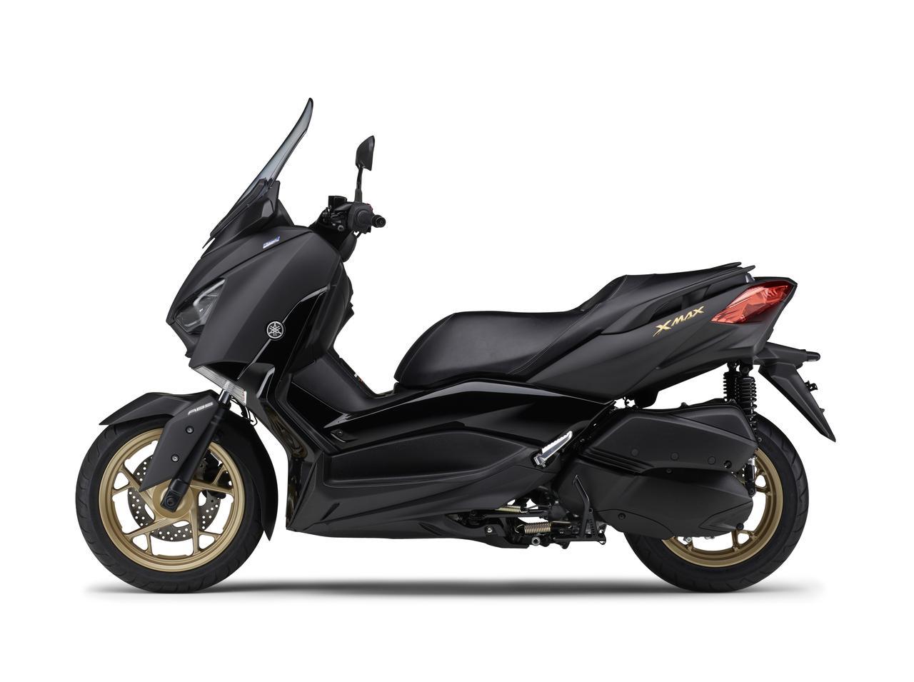 Images : 10番目の画像 - XMAX ABS 2020年モデル - webオートバイ