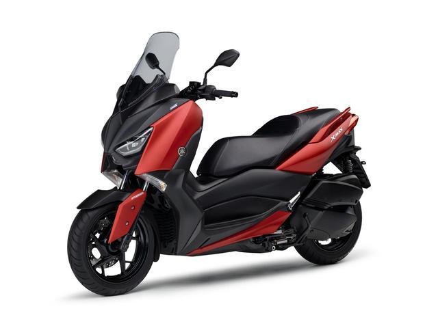 画像18: ヤマハが250ccスクーター「XMAX ABS」の2020年モデルを3月25日に発売! 3色のニューカラーを加え、計5色で展開!
