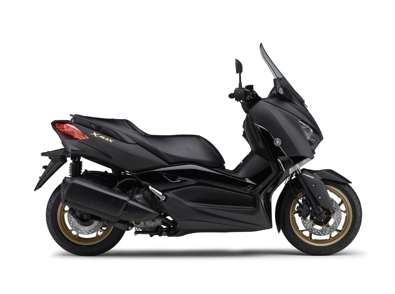 Images : 9番目の画像 - XMAX ABS 2020年モデル - webオートバイ