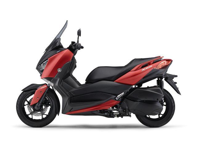 画像20: ヤマハが250ccスクーター「XMAX ABS」の2020年モデルを3月25日に発売! 3色のニューカラーを加え、計5色で展開!