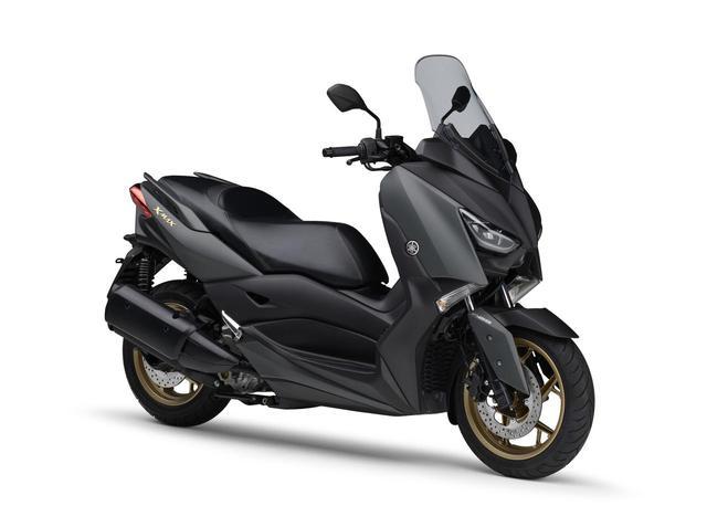 画像1: ヤマハが250ccスクーター「XMAX ABS」の2020年モデルを3月25日に発売! 3色のニューカラーを加え、計5色で展開!