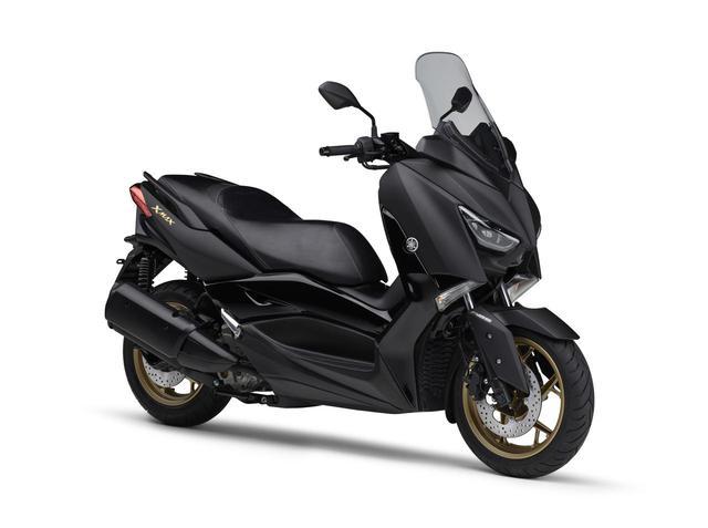 画像9: ヤマハが250ccスクーター「XMAX ABS」の2020年モデルを3月25日に発売! 3色のニューカラーを加え、計5色で展開!