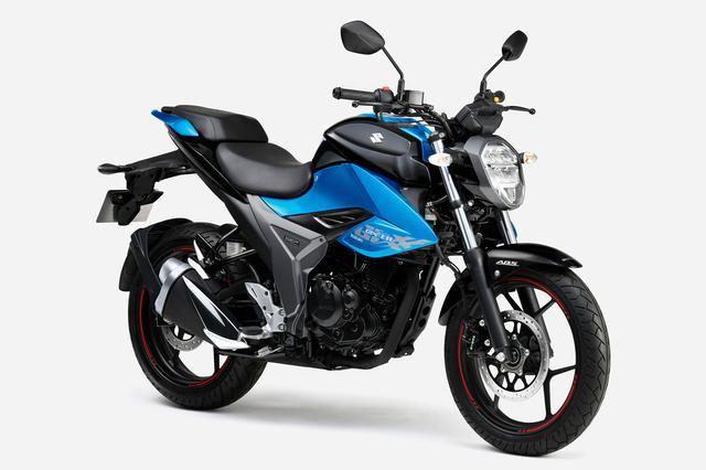 画像2: スズキ新型「ジクサー150」は3月4日発売! フルモデルチェンジを遂げ、デザインと装備を一新