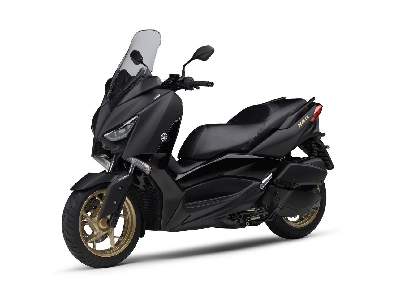 Images : 12番目の画像 - XMAX ABS 2020年モデル - webオートバイ