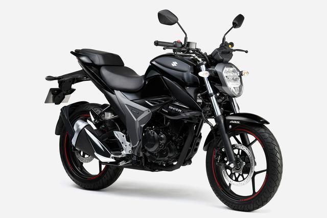 画像3: スズキ新型「ジクサー150」は3月4日発売! フルモデルチェンジを遂げ、デザインと装備を一新