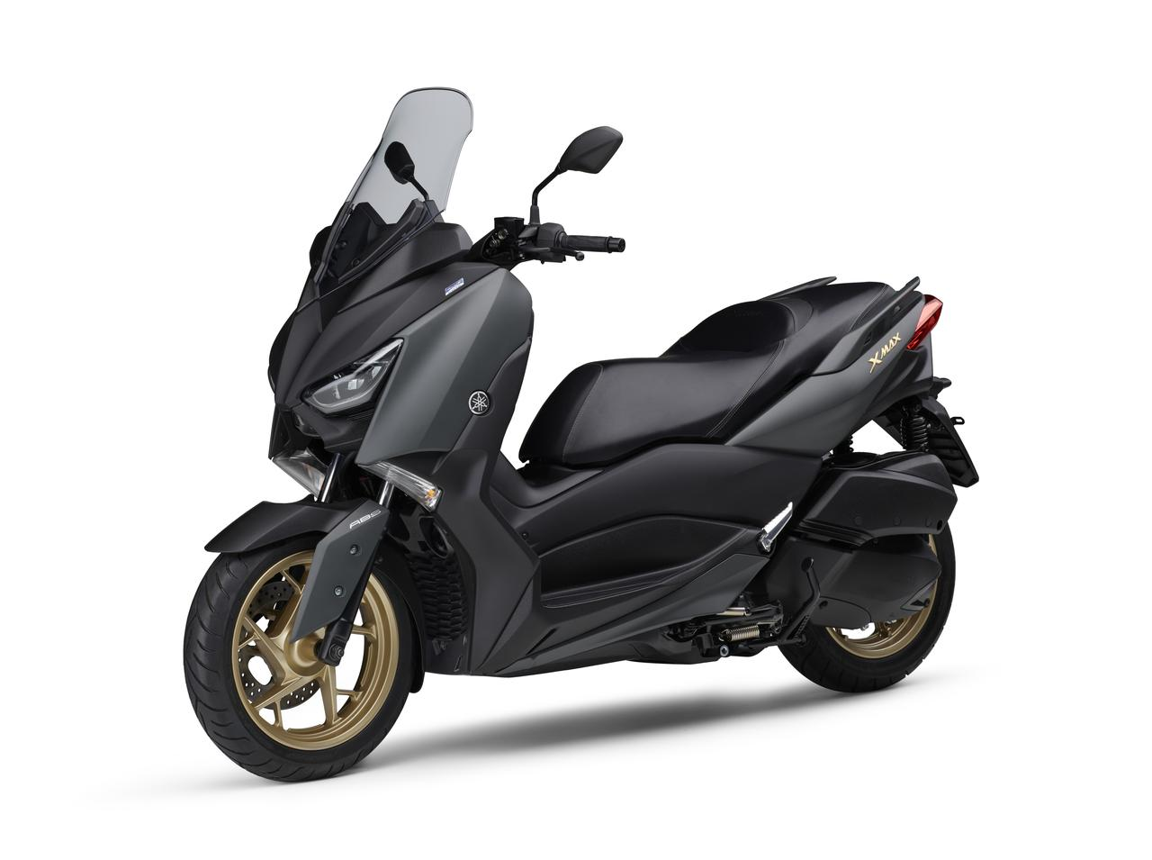 Images : 4番目の画像 - XMAX ABS 2020年モデル - webオートバイ
