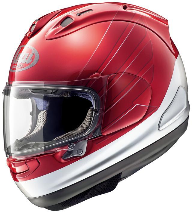 画像4: CBファンを狙いうち!〈Arai×Honda〉のフルフェイス・ヘルメット「RX-7X CB」が登場!