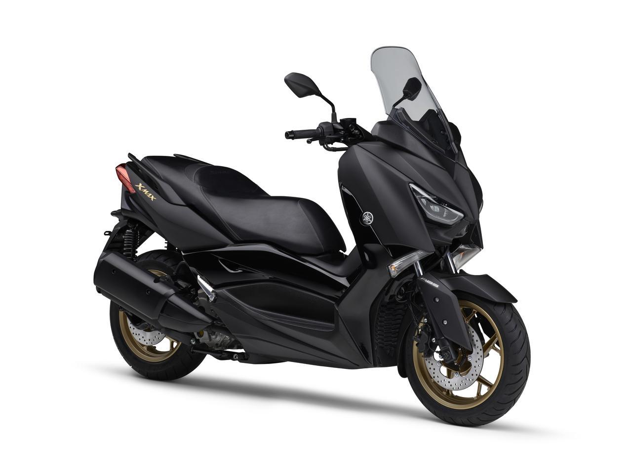 Images : 11番目の画像 - XMAX ABS 2020年モデル - webオートバイ