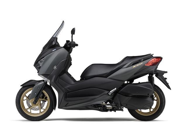 画像4: ヤマハが250ccスクーター「XMAX ABS」の2020年モデルを3月25日に発売! 3色のニューカラーを加え、計5色で展開!