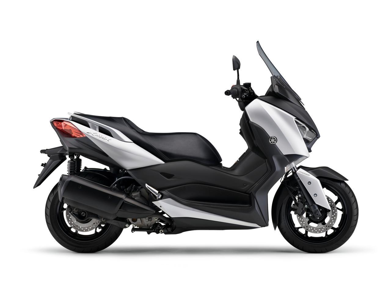 Images : 13番目の画像 - XMAX ABS 2020年モデル - webオートバイ