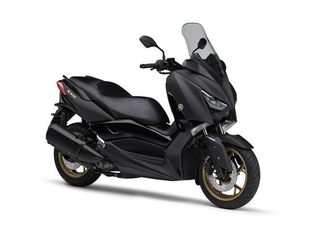 画像24: ヤマハが250ccスクーター「XMAX ABS」の2020年モデルを3月25日に発売! 3色のニューカラーを加え、計5色で展開!