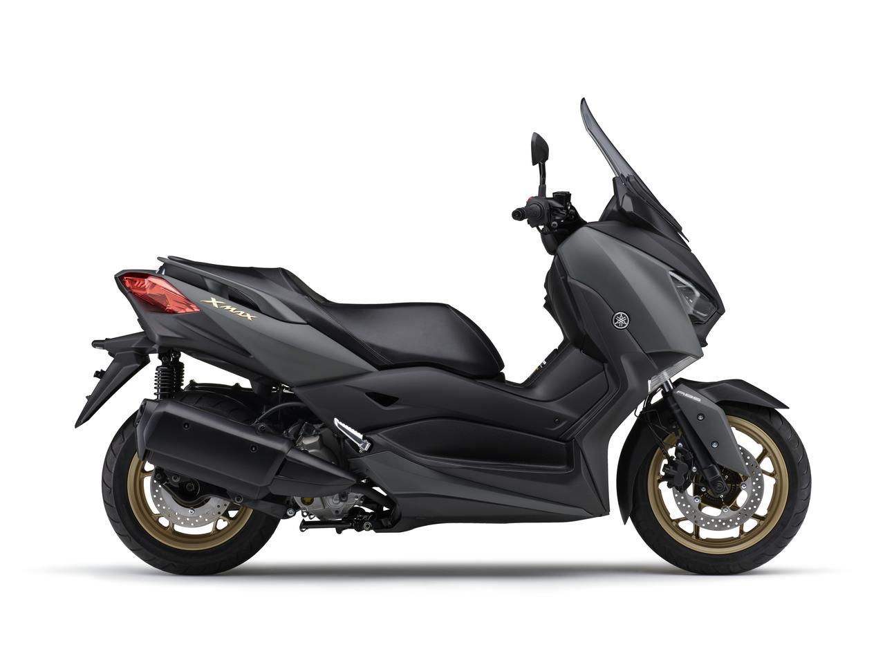 Images : 1番目の画像 - XMAX ABS 2020年モデル - webオートバイ