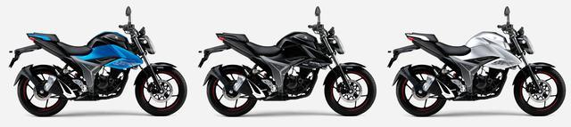 画像1: スズキ新型「ジクサー150」は3月4日発売! フルモデルチェンジを遂げ、デザインと装備を一新