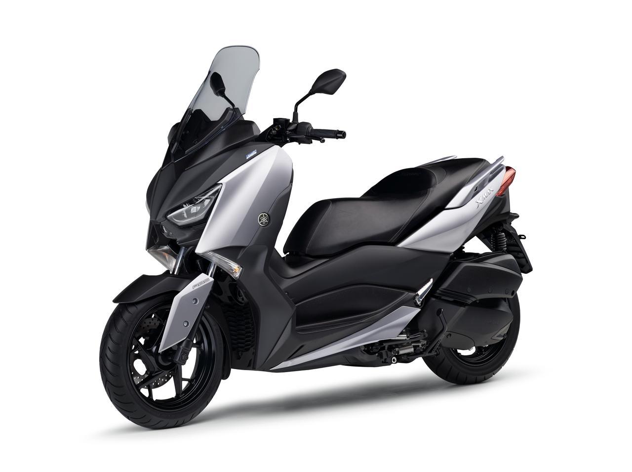 Images : 16番目の画像 - XMAX ABS 2020年モデル - webオートバイ