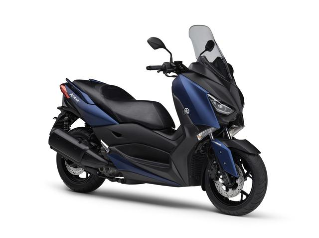 画像5: ヤマハが250ccスクーター「XMAX ABS」の2020年モデルを3月25日に発売! 3色のニューカラーを加え、計5色で展開!
