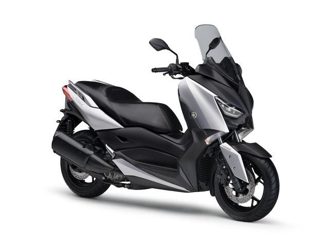 画像25: ヤマハが250ccスクーター「XMAX ABS」の2020年モデルを3月25日に発売! 3色のニューカラーを加え、計5色で展開!