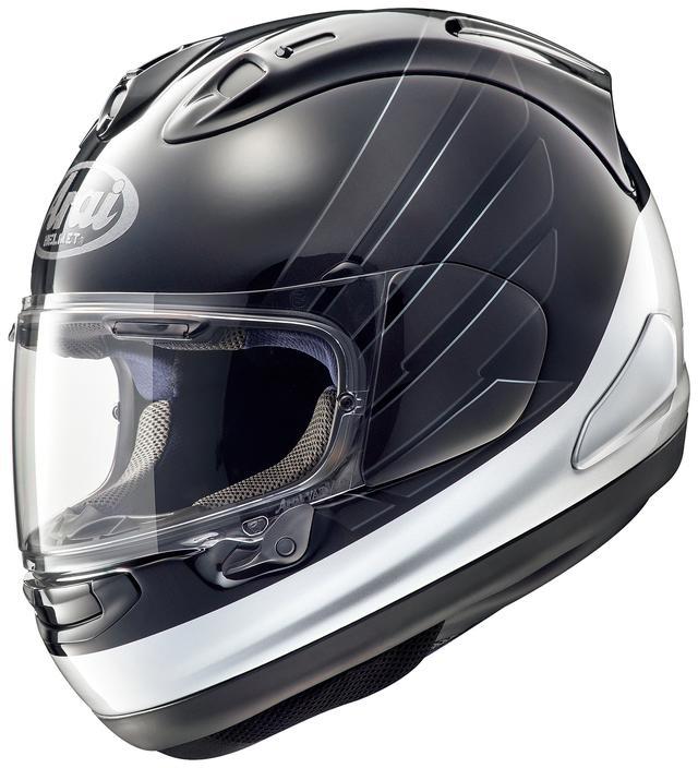 画像3: CBファンを狙いうち!〈Arai×Honda〉のフルフェイス・ヘルメット「RX-7X CB」が登場!