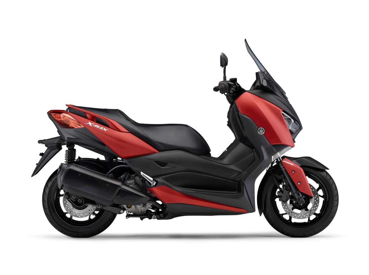 Images : 17番目の画像 - XMAX ABS 2020年モデル - webオートバイ