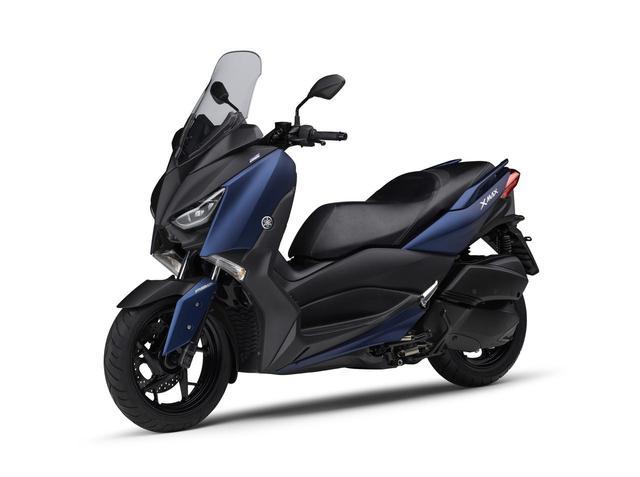 画像6: ヤマハが250ccスクーター「XMAX ABS」の2020年モデルを3月25日に発売! 3色のニューカラーを加え、計5色で展開!