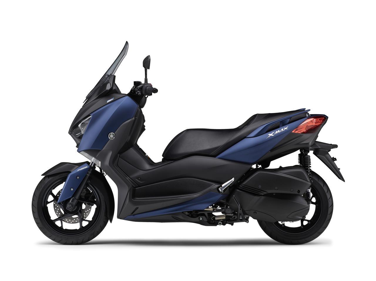 Images : 6番目の画像 - XMAX ABS 2020年モデル - webオートバイ