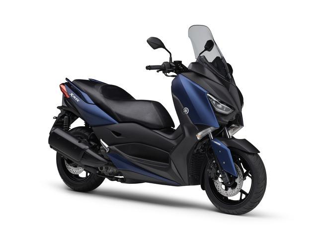 画像23: ヤマハが250ccスクーター「XMAX ABS」の2020年モデルを3月25日に発売! 3色のニューカラーを加え、計5色で展開!