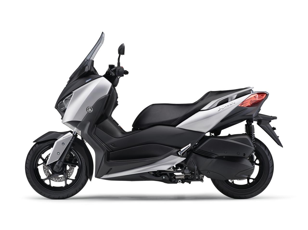 Images : 14番目の画像 - XMAX ABS 2020年モデル - webオートバイ