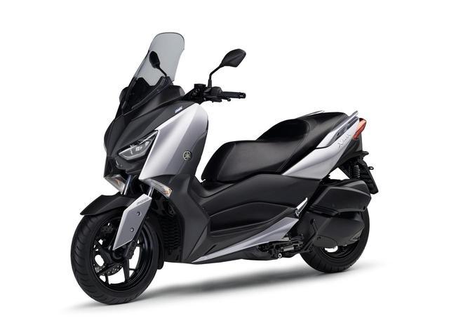 画像14: ヤマハが250ccスクーター「XMAX ABS」の2020年モデルを3月25日に発売! 3色のニューカラーを加え、計5色で展開!