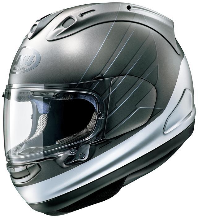 画像5: CBファンを狙いうち!〈Arai×Honda〉のフルフェイス・ヘルメット「RX-7X CB」が登場!