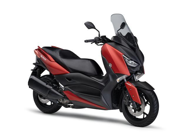 画像26: ヤマハが250ccスクーター「XMAX ABS」の2020年モデルを3月25日に発売! 3色のニューカラーを加え、計5色で展開!