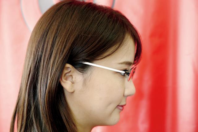 画像1: まさに「目から鱗」のライダー専用メガネ!「ダブルオーグラスギア/ライディングアイウエア」