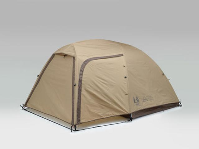 画像: ツーリングテント| キャンプ用品 |