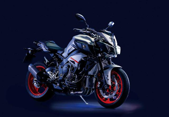 画像: 4月1日発売! MTシリーズ最高峰モデル「MT-10 ABS」に新色登場! - webオートバイ