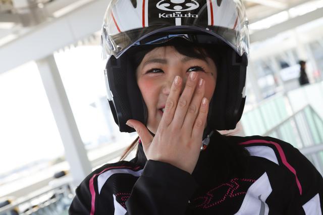 画像4: 5月29日(金)営業再開! 鈴鹿サーキットのNEWアトラクション「GP RACERS」に乗ってきました、梅本まどかです( ´ ω ` )ノ