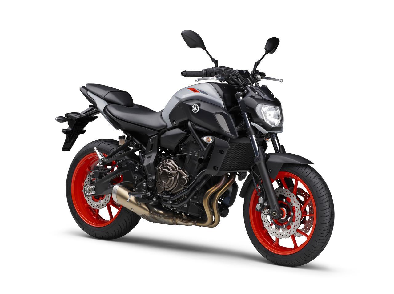 Images : 7番目の画像 - YAMAHA「MT-07 ABS」2020年モデルの写真 - webオートバイ