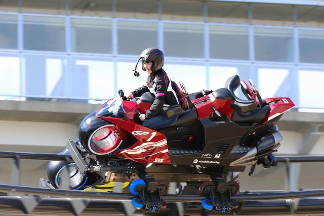 画像8: 5月29日(金)営業再開! 鈴鹿サーキットのNEWアトラクション「GP RACERS」に乗ってきました、梅本まどかです( ´ ω ` )ノ