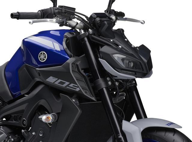 画像: ヤマハが「MT-09 ABS」の新色を2月25日に発売! YAMAHAレーシングブルーをベースとしたニューカラー - webオートバイ