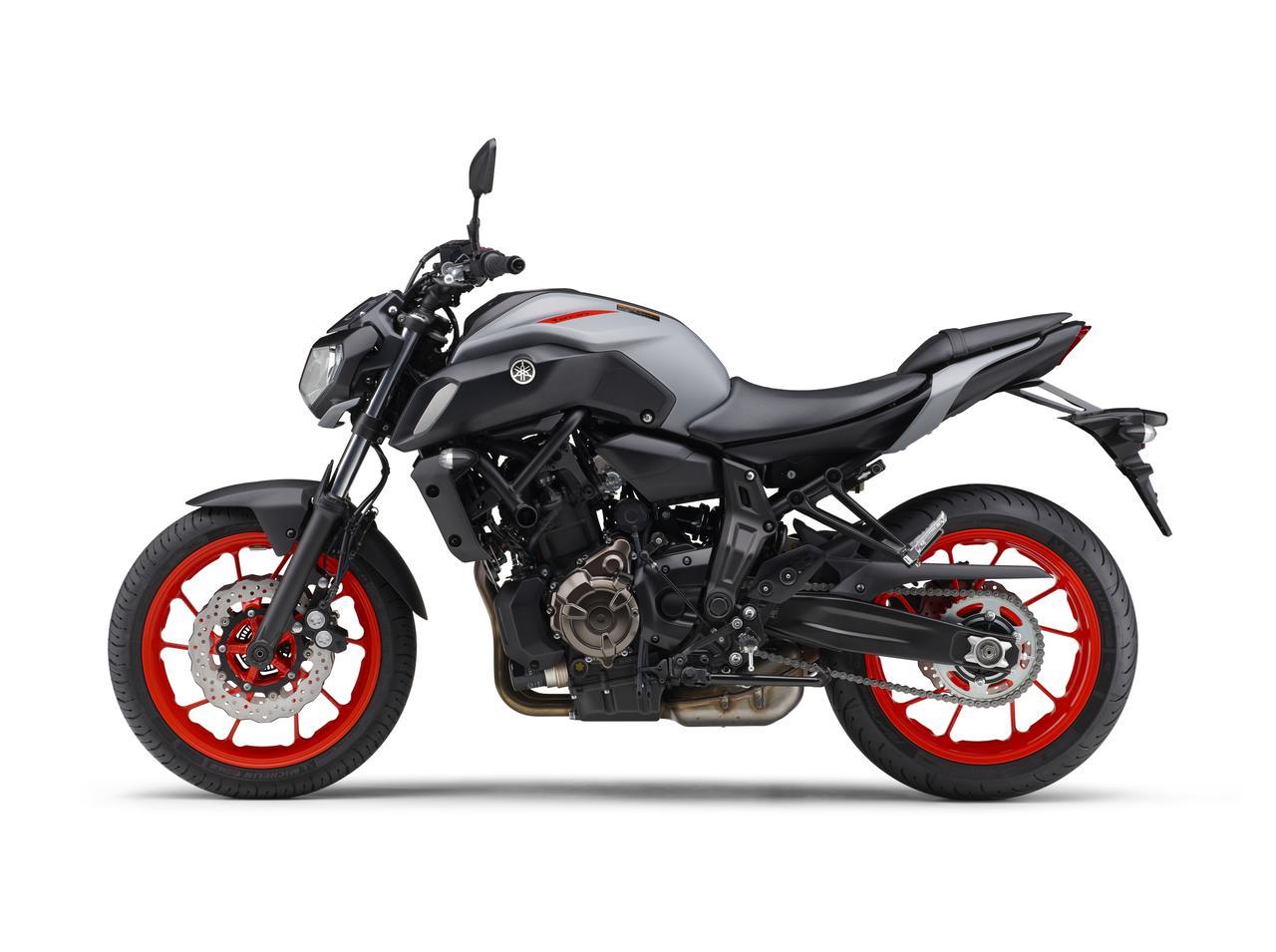 Images : 6番目の画像 - YAMAHA「MT-07 ABS」2020年モデルの写真 - webオートバイ