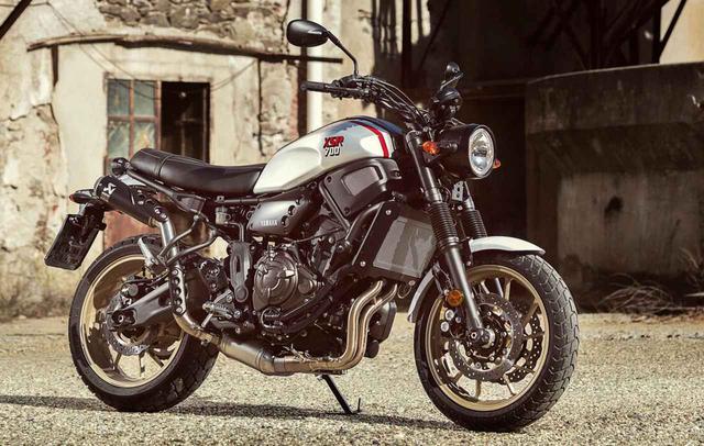 画像: ヤマハ「XSR700 XTribute」これぞバイクブーム世代に刺さる1台!? モチーフとなったモデルはあの名車!【EICMA 2019速報!】 - webオートバイ
