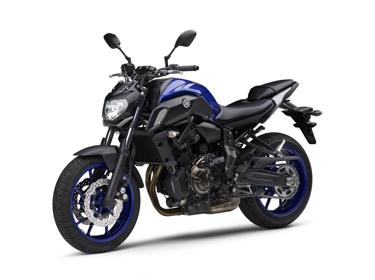 Images : 4番目の画像 - YAMAHA「MT-07 ABS」2020年モデルの写真 - webオートバイ