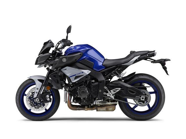 """画像4: 【新車】ヤマハ「MT-10 ABS」の2020年モデルが5月28日に発売! 4気筒エンジンを搭載する""""THE KING OF MT""""にブルーが新登場!"""