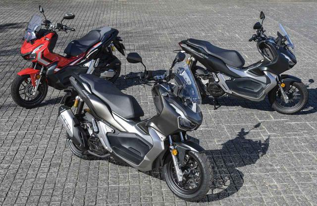 画像: ホンダ「ADV150」が2月14日(金)販売開始! 街から旅まで楽しめる149ccのアドベンチャー・スクーター - webオートバイ