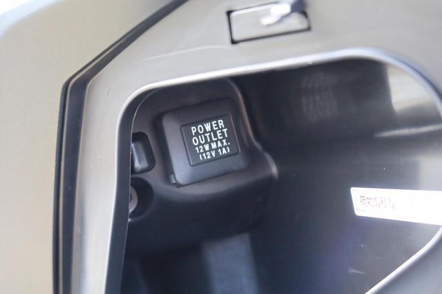 画像: アクセサリーソケットが標準装備!!
