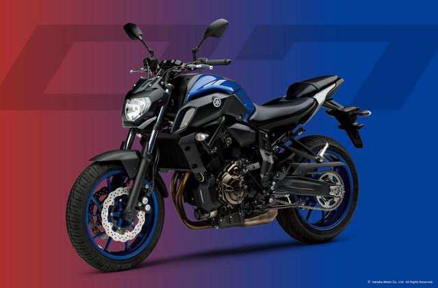 画像: 新色は「YZF-R1」と同じヤマハレーシングブルーを採用
