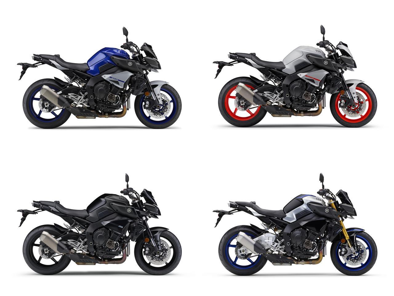 """画像17: 【新車】ヤマハ「MT-10 ABS」の2020年モデルが5月28日に発売! 4気筒エンジンを搭載する""""THE KING OF MT""""にブルーが新登場!"""