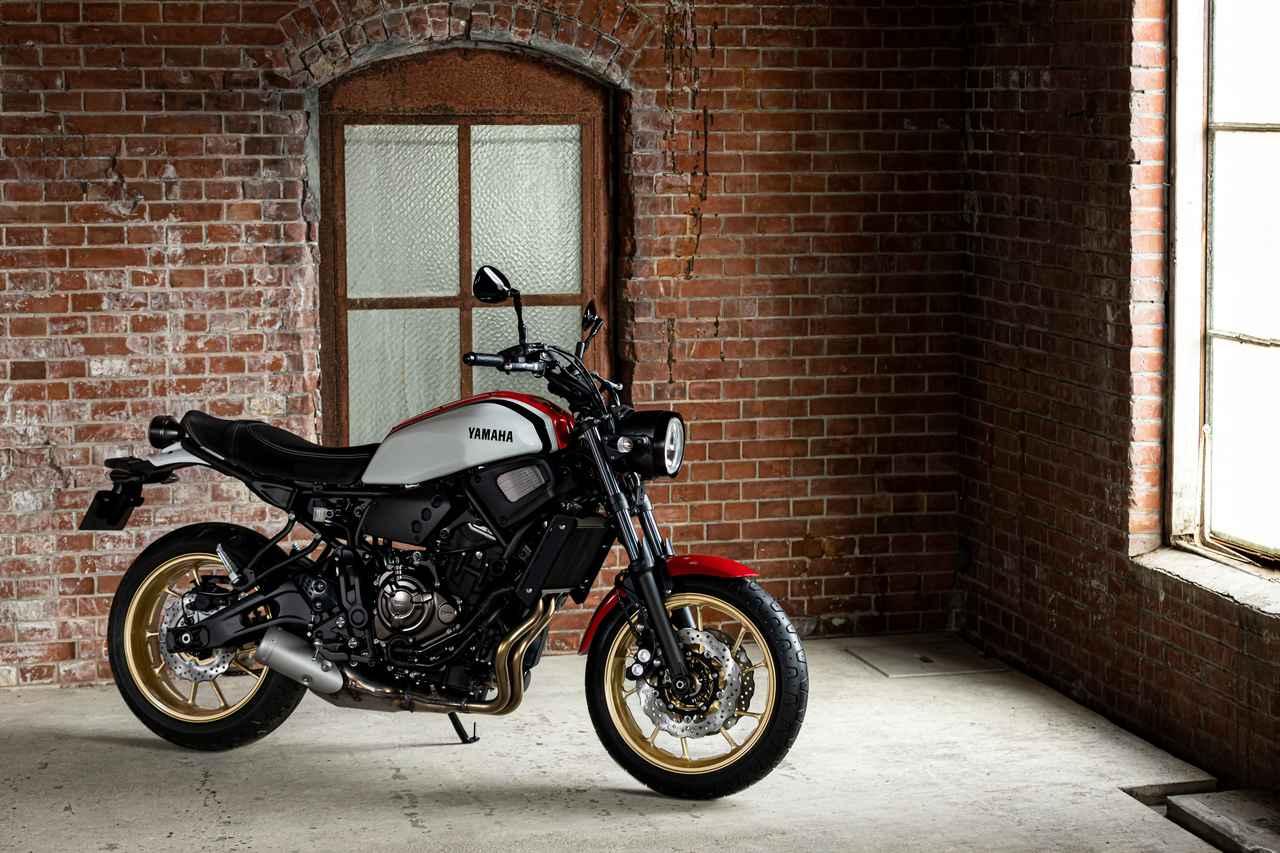 Images : 1番目の画像 - ヤマハ「XSR700 ABS」2020年モデルの写真 - webオートバイ