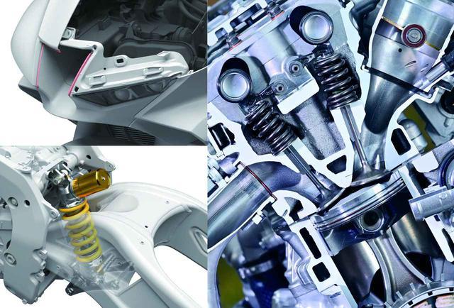 画像: 【CBR1000RR-R徹底攻略②】ついに日本降臨!! 史上最強CBR、スタンバイ完了!<メカニカル編> - webオートバイ