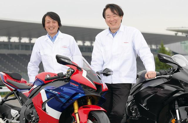 画像: 【CBR1000RR-R徹底攻略④】ついに日本降臨!! 史上最強CBR、スタンバイ完了!<開発者インタビュー編> - webオートバイ