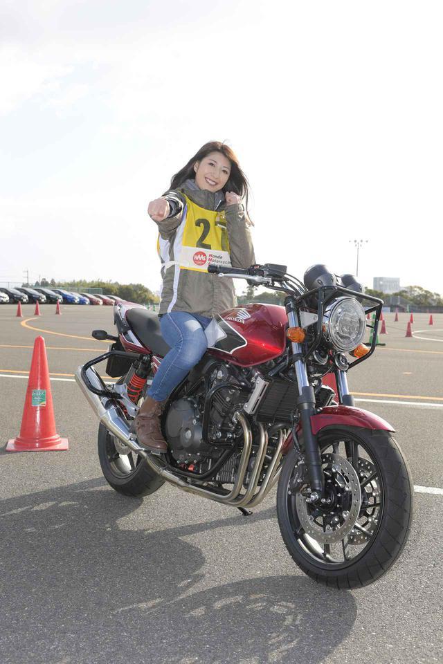 画像4: バイクは上手くなるほど楽しくなる! STECでまだ知らない楽しさを発見してみませんか?