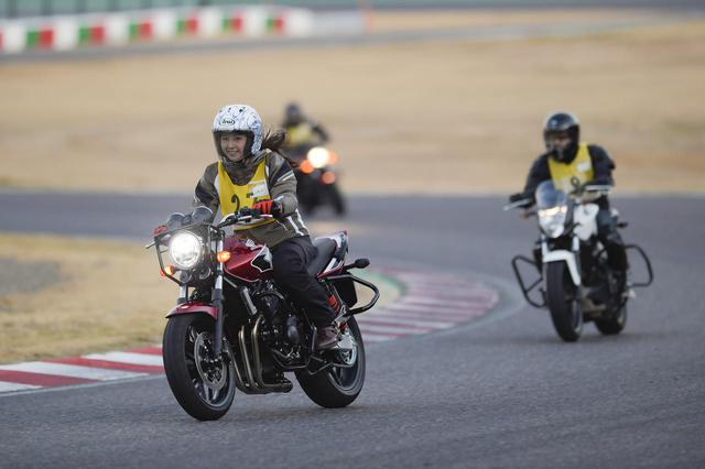 画像5: バイクは上手くなるほど楽しくなる! STECでまだ知らない楽しさを発見してみませんか?