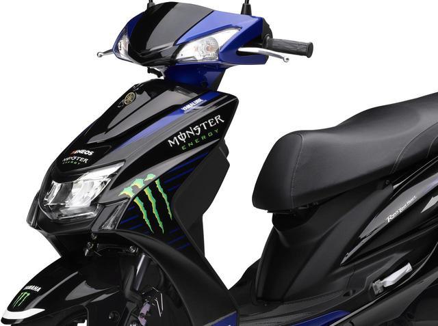 画像: 【原付二種スクーター】ヤマハ「シグナスX」の〈MotoGPエディション〉 - webオートバイ